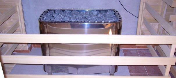 Sauna může pomoci s akné