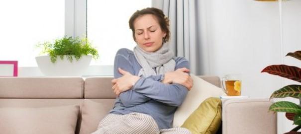 Jak na rýmu a nachlazení?
